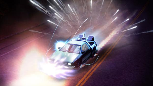 Back to the Future: The Game on PC screenshot #5