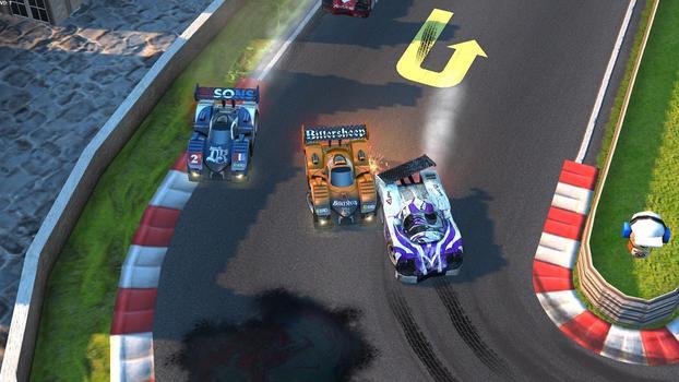 Bang Bang Racing on PC screenshot #5