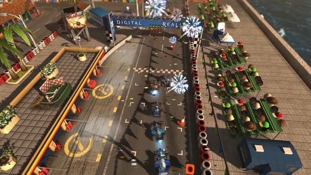 Bang Bang Racing on PC screenshot #4