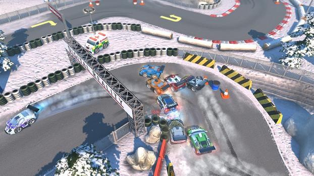 Bang Bang Racing on PC screenshot #3
