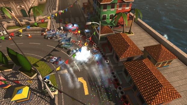 Bang Bang Racing on PC screenshot #2
