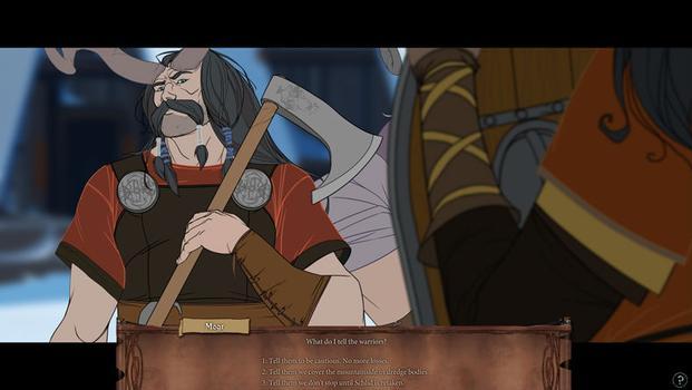 The Banner Saga: Deluxe on PC screenshot #2