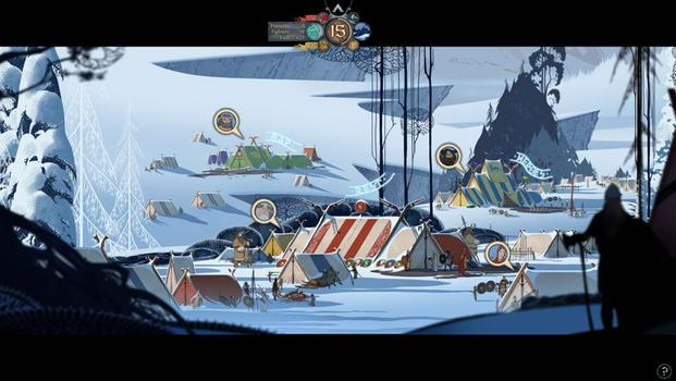 The Banner Saga: Deluxe on PC screenshot #1