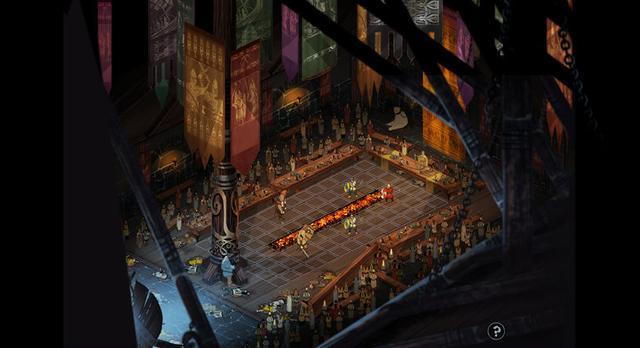 The Banner Saga on PC screenshot #4