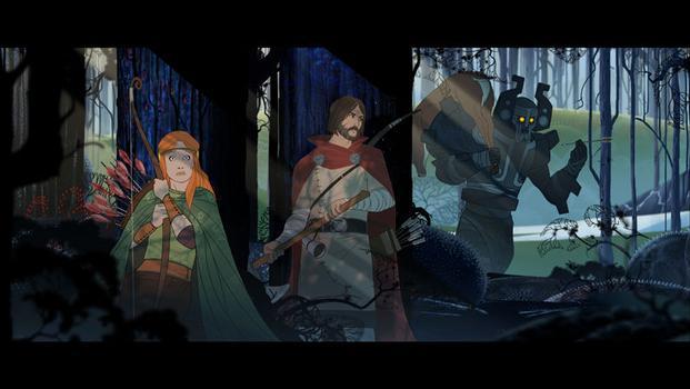 The Banner Saga on PC screenshot #3