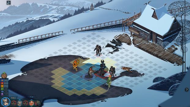 The Banner Saga on PC screenshot #2
