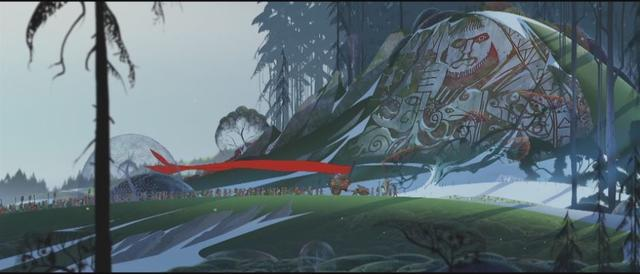 The Banner Saga on PC screenshot #1