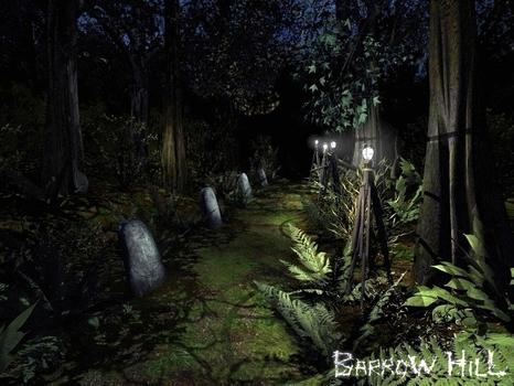 Barrow Hill: Curse of the Ancient Circle on PC screenshot #2
