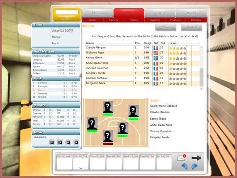 Basketball Pro Management 2013 on PC screenshot #2
