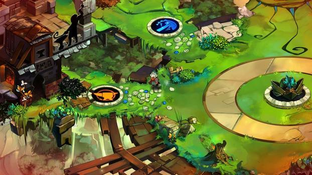 Bastion (NA) on PC screenshot #5