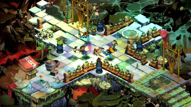 Bastion on PC screenshot #2