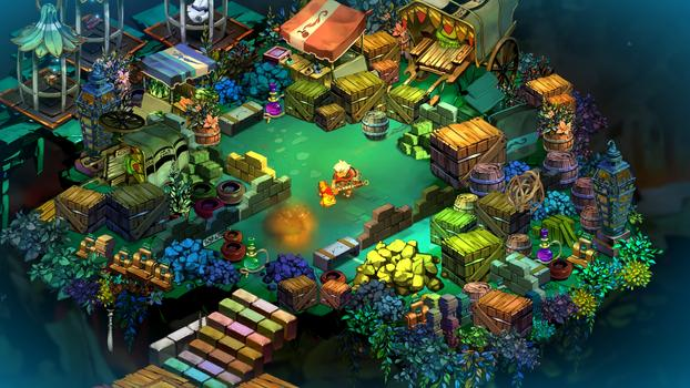 Bastion on PC screenshot #5