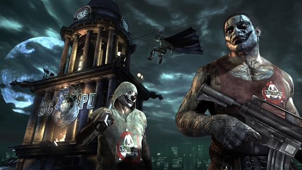 Batman: Arkham City on PC screenshot #1