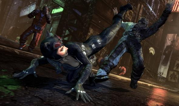 Batman: Arkham City on PC screenshot #3