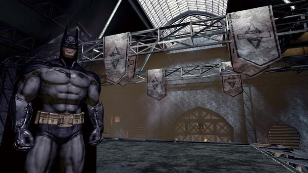 Batman: Arkham Asylum Game of the Year on PC screenshot #5