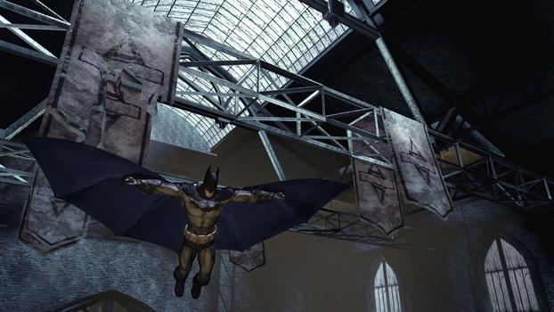 Batman: Arkham Asylum Game of the Year on PC screenshot #4