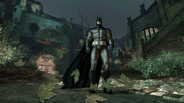 Batman: Arkham Asylum Game of the Year on PC screenshot #2