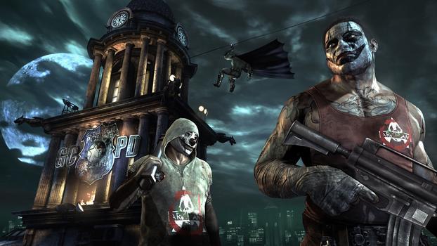 Batman Arkham City: Game of the Year (NA) on PC screenshot #4