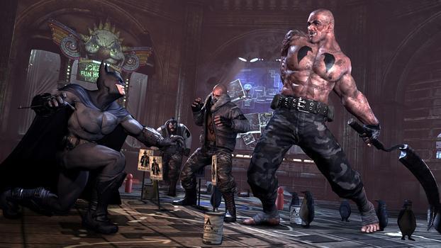 Batman Arkham City: Game of the Year (NA) on PC screenshot #3