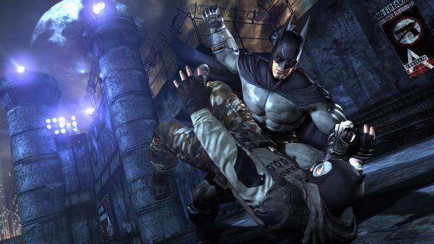 Batman Arkham City: Game of the Year (NA) on PC screenshot #1