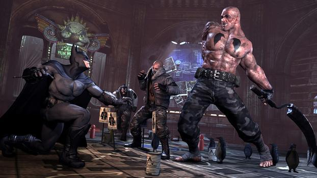 Batman Arkham City: Game of the Year on PC screenshot #3