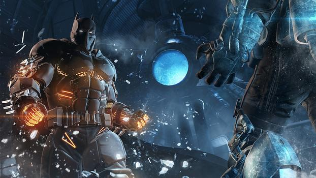 Batman™: Arkham Origins - Cold Cold Heart DLC (NA) on PC screenshot #5