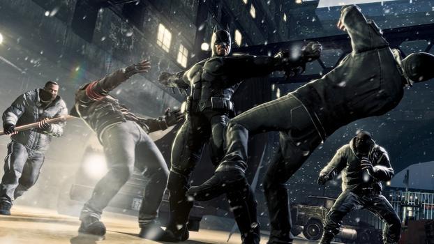 Batman Arkham Origins (NA) on PC screenshot #1