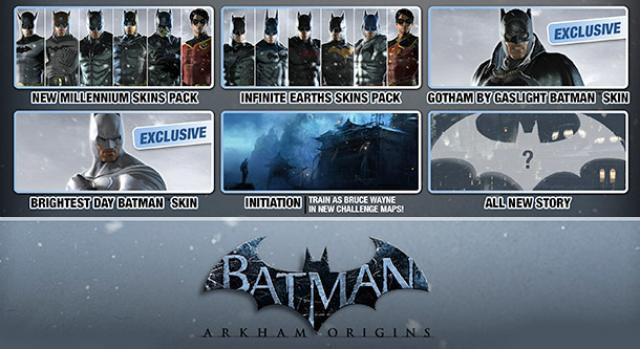 Batman Arkham Origins: Season Pass (NA) on PC screenshot #1