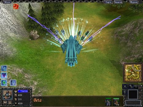 Battle Mages: Sign of Darkness on PC screenshot #1