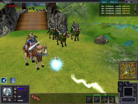 Battle Mages: Sign of Darkness on PC screenshot #4