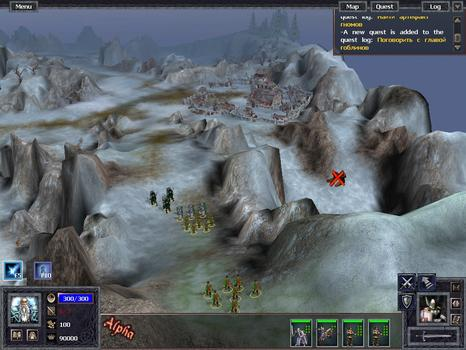 Battle Mages: Sign of Darkness on PC screenshot #2