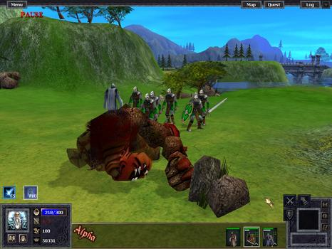 Battle Mages: Sign of Darkness on PC screenshot #5