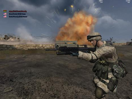Battlefield 2 Complete Collection (NA) on PC screenshot #4