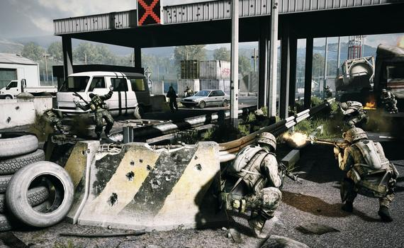 Battlefield 3 (NA) on PC screenshot #3