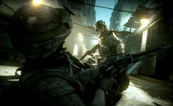 Battlefield 3 (NA) on PC screenshot #1