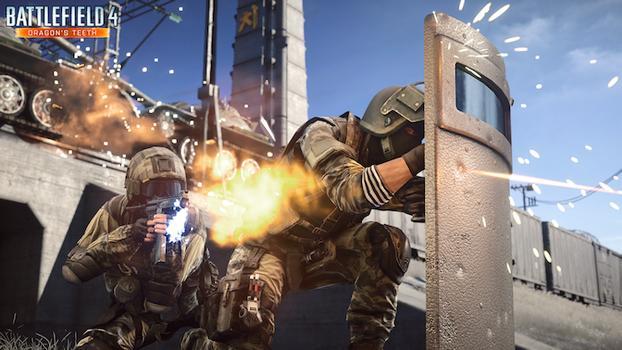 Battlefield 4 Dragon's Teeth (NA) on PC screenshot #1
