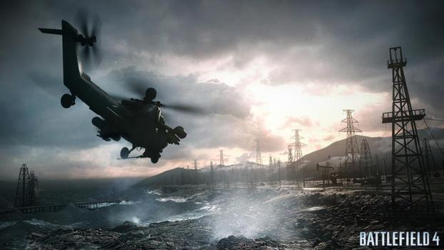 Battlefield 4 (NA) on PC screenshot #5