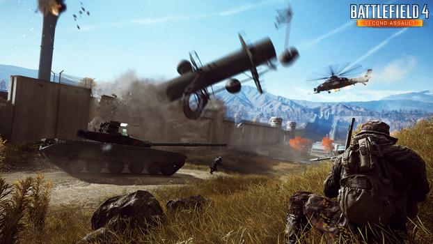 Battlefield 4 Second Assault (NA) on PC screenshot #4