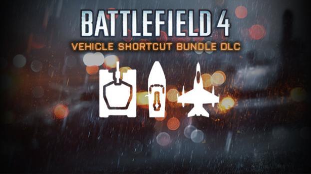 Battlefield 4 Vehicle Shortcut Bundle DLC (NA) on PC screenshot #1