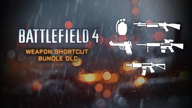Battlefield 4 Weapon Shortcut Bundle DLC (NA) on PC screenshot #1