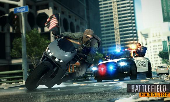 Battlefield Hardline (NA) on PC screenshot #7