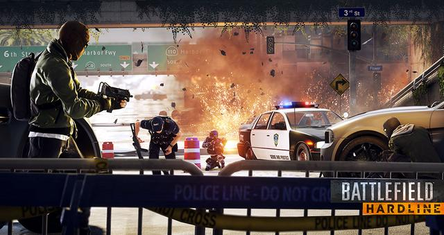 Battlefield Hardline (NA) on PC screenshot #6