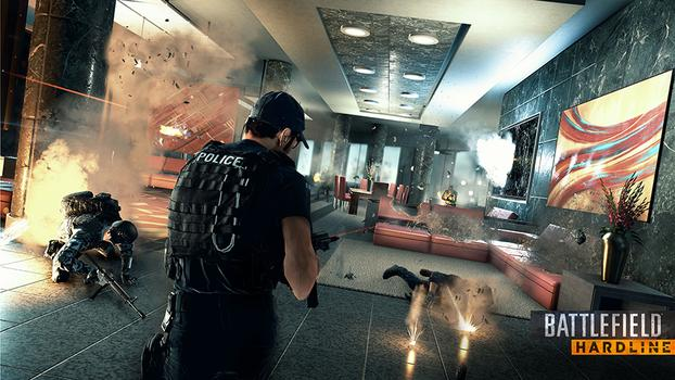 Battlefield Hardline (NA) on PC screenshot #5
