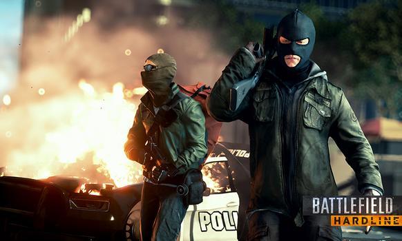 Battlefield Hardline (NA) on PC screenshot #4