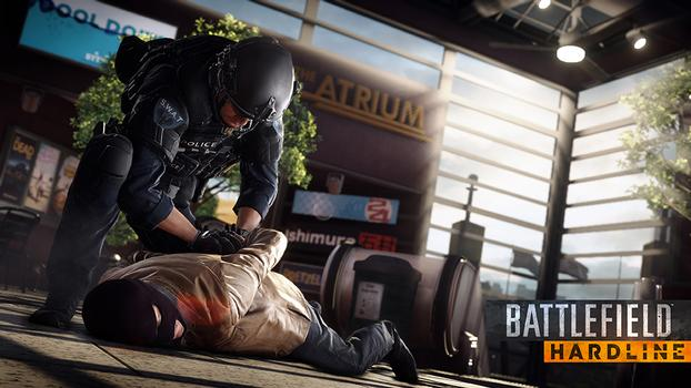 Battlefield Hardline (NA) on PC screenshot #3