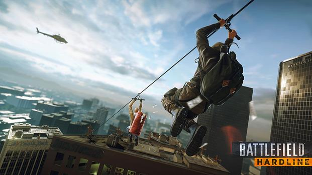 Battlefield Hardline (NA) on PC screenshot #2