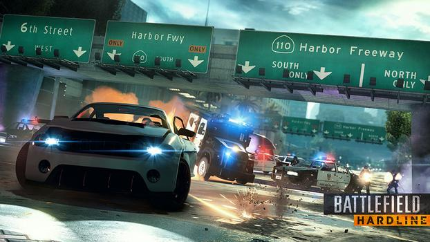 Battlefield Hardline (NA) on PC screenshot #1