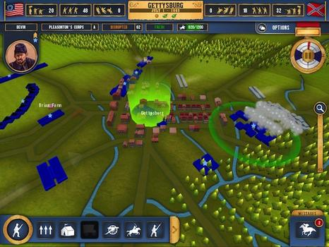 Battleplan: American Civil War on PC screenshot #7