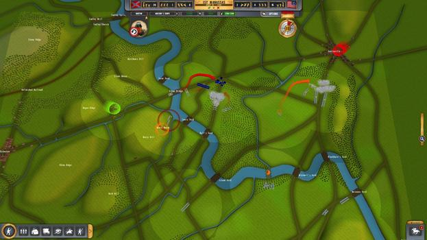 Battleplan: American Civil War on PC screenshot #5