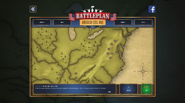 Battleplan: American Civil War on PC screenshot #3